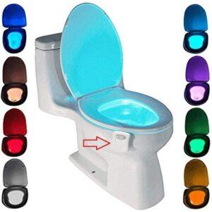 Luz nocturna WC